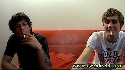Gay porn sex masturbate stripper nude Hardcore chainsmoking Euro guys
