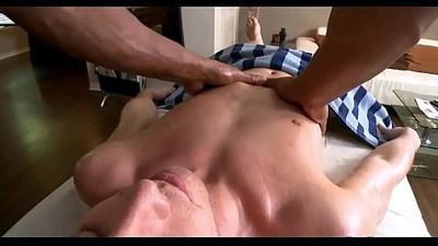 Erotic homo massage