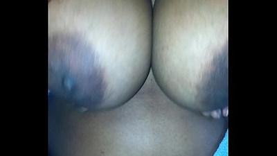 my wifes beautiful tits