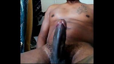 BBC masturbating