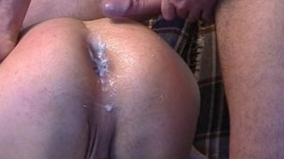 Intense fucking by hot gay dudes