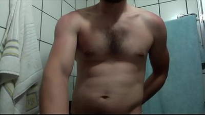 Hot Body and Big Dick on Webcam
