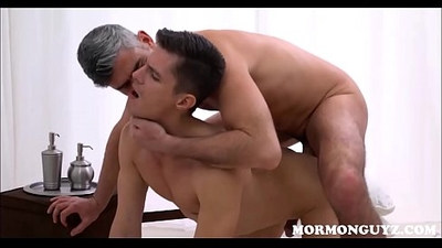 Mormon Twink Fucked By Church Leader