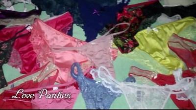 LOVE Panties Various Panties
