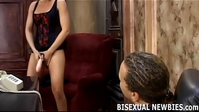 I have a special bisexual surprise for you
