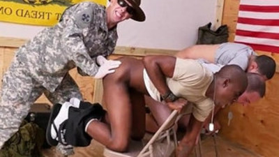 Masturbation navy male and gay military showering Yes Drill Sergeant!