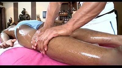 Explicit and fleshly massage