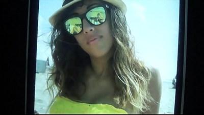 Male cum face photo of a girl Italian slut