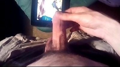 Her Nice Sexy Hot Slutty Horny Face with my Cum